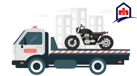 scooty transport charges, bike relocation charges, bike courier service